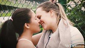 Runaway Girl Episode 1 - Alya Stark & Blue Angel & Period before Angel & Liv Revamped & Sandra Shine - VivThomas