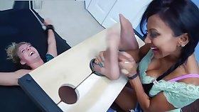 JAsmine Tickles Dre I Hate this F*****g Machine